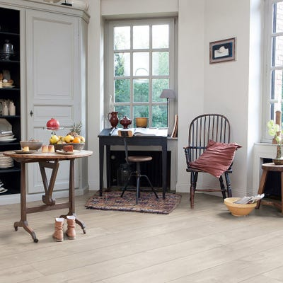 Quick Step Largo LPU1663 Dominicano Oak Grey Laminate Flooring