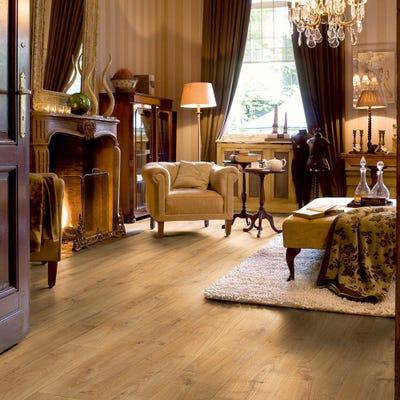 Quick Step Largo LPU1662 Cambridge Oak Natural Laminate Flooring