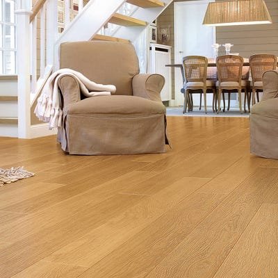 Quick Step Perspective UF896 Natural Varnished Oak Laminate Flooring