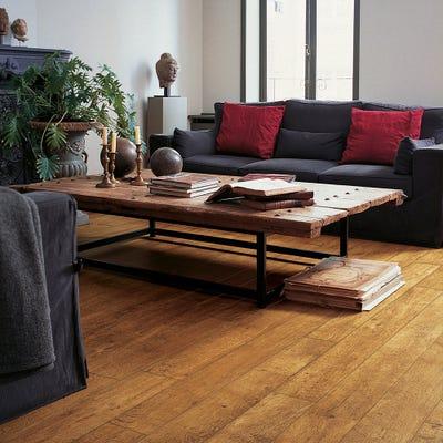 Quick Step Perspective UF860 Harvest Oak Laminate Flooring