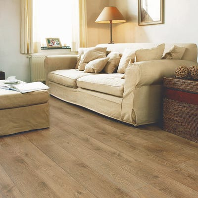 Quick Step Perspective UF312 Old Oak Matt Oiled Laminate Flooring