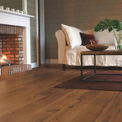 Quick Step Perspective UF1001 Vintage Dark Oak Laminate Flooring