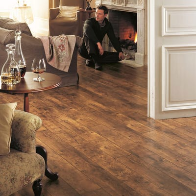 Quick Step Perspective UF1157 Homage Oak Natural Oiled Laminate Flooring