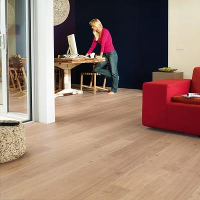 Quick Step Elite UE1303 Worn Light Oak Laminate Flooring