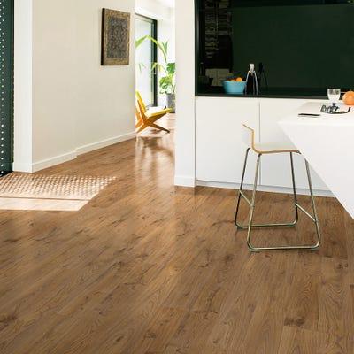 Quick Step Elite UE1493 Old White Oak Natural Laminate Flooring
