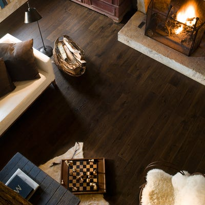 Quick Step Elite UE1496 Old White Oak Dark Laminate Flooring
