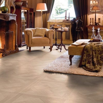 Quick Step Arte UF1248 Versailles White Oiled Laminate Flooring