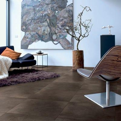 Quick Step Arte UF1247 Polished Concrete Dark Laminate Flooring
