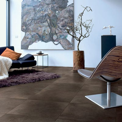 Quick Step Arte UF1247 Polished Concrete Dark Laminate Flooring