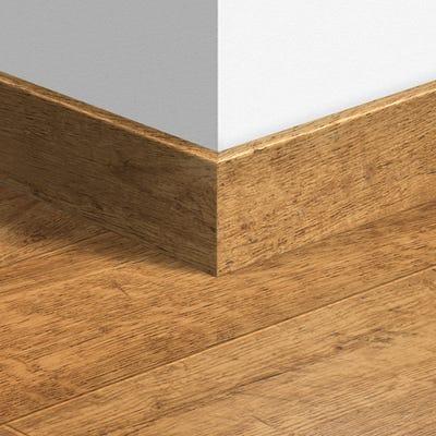 Quick Step Harvest Oak Parquet Skirting 14 x 77 x 2400mm Design QS0814