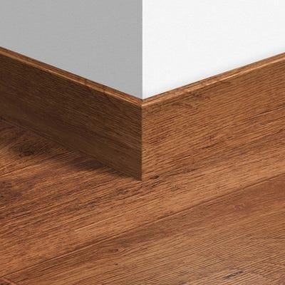 Quick Step Antique Oak Parquet Skirting 14 x 77 x 2400mm Design QS0815