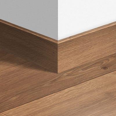 Quick Step Vintage Oak Natural Varnished Parquet Skirting 14 x 77 x 2400mm Design QS0995