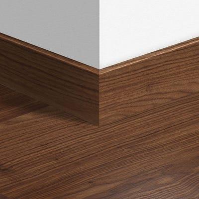 Quick Step Oiled Walnut Parquet Skirting 14 x 77 x 2400mm Design QS1043