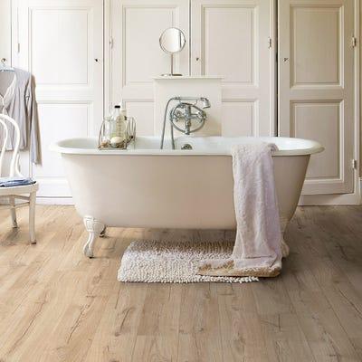 Quick Step Impressive IM1847 Classic Oak Beige Laminate Flooring