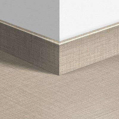 Quick Step Crafted Textile Parquet Skirting 14 x 77 x 2400mm Design QS1557
