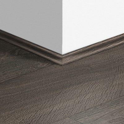 Quick Step Old Oak Grey Laminate Scotia Beading 2.4m Design QS1382