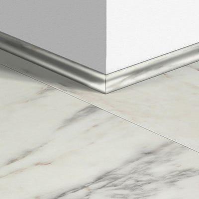 Quick Step Marble Carrara Laminate Scotia Beading 2.4m Design QS1400