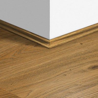 Quick Step Old White Oak Natural Laminate Scotia Beading 2.4m Design QS1493