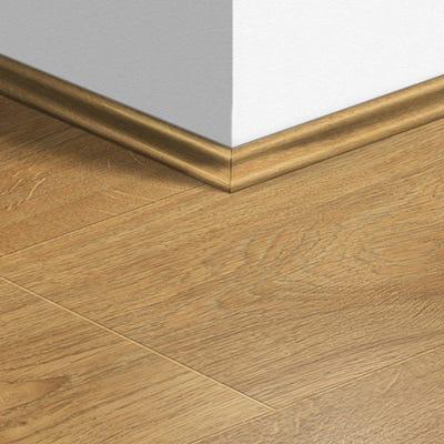 Quick Step Cambridge Oak Natural Laminate Scotia Beading 2.4m Design QS1662