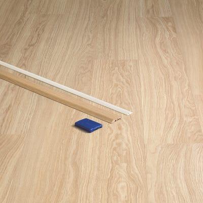 Quick Step Natural Varnished Oak Incizo Profile 2.15m Design QS0896