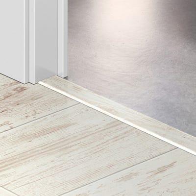 Quick Step White Brushed Pine Incizo Profile 2.15m Design QS1235