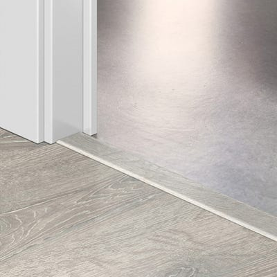 Quick Step Reclaimed White Patina Oak Incizo Profile 2.15m Design QS1653