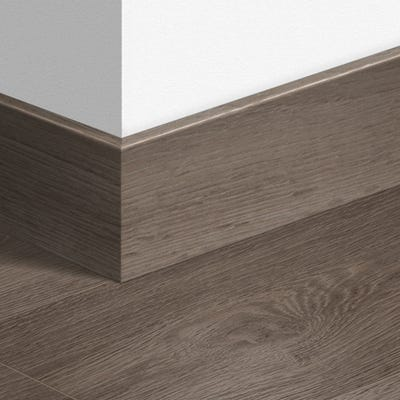 Quick Step Grey Vintage Oak Parquet Skirting 14 x 100 x 2400mm Design QS1286