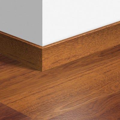 Quick Step Natural Varnished Merbau Parquet Skirting 14 x 100 x 2400mm Design QS0996