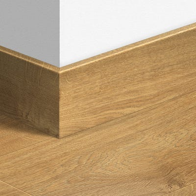 Quick Step Cambridge Oak Natural Parquet Skirting 14 x 100 x 2400mm Design QS1662