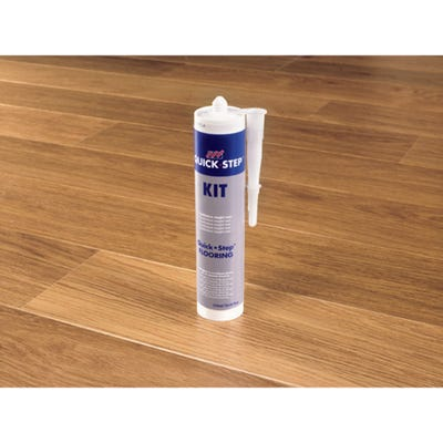 Quick Step Dark Varnished Oak Finishing Kit 08 Acrylic Paste 310ml