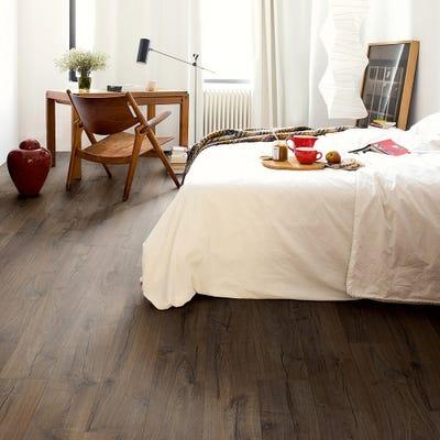 Quick Step Impressive IM1849 Classic Oak Brown Laminate Flooring