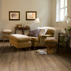 Quick Step Impressive IM1850 Scraped Oak Grey Brown Laminate Flooring