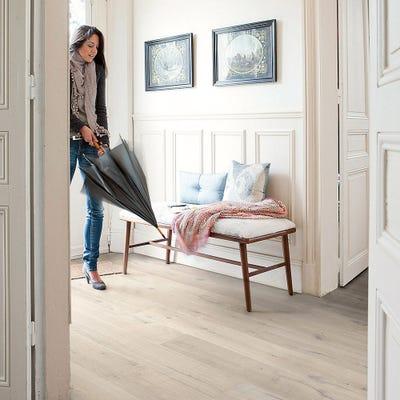 Quick Step Impressive IM1854 Soft Oak Light Laminate Flooring