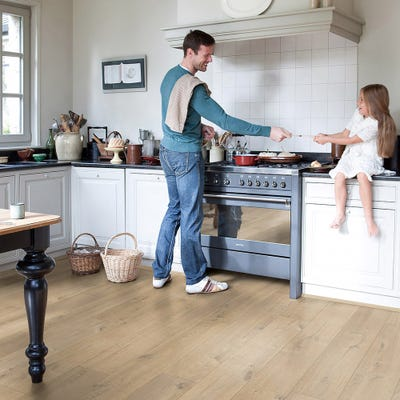 Quick Step Impressive IM1856 Soft Oak Medium Laminate Flooring