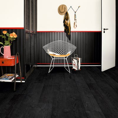 Quick Step Impressive IM1862 Burned Planks Laminate Flooring