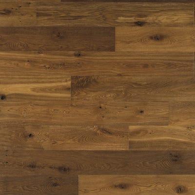 Elka 14 x 190mm Caramel Oak Smoked and Oiled Engineered Wood Flooring ELKA14CARAMEL