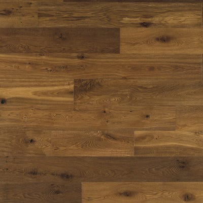 Elka 14 x 190mm Caramel Oak Smoked and Oiled Engineered Wood Flooring ELKA14CARAMEL