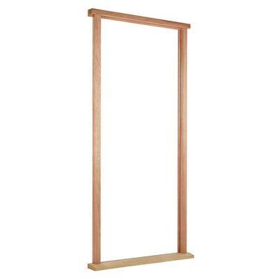 LPD External Hardwood Door Frame Cill and Weather Seal for 2082 x 863 x 44mm