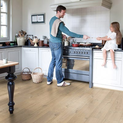 Quick Step Impressive Ultra IMU1856 Soft Oak Medium Laminate Flooring