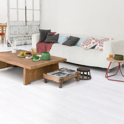 Quick Step Impressive Ultra IMU1859 White Planks Laminate Flooring