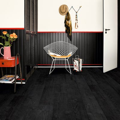 Quick Step Impressive Ultra IMU1862 Burned Planks Laminate Flooring