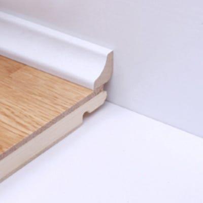 Quick Step Laminate Scotia Beading 2.4m Design White