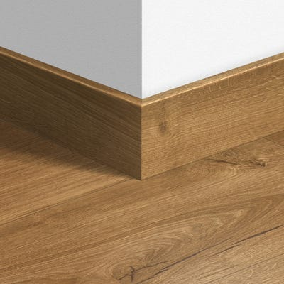 Quick Step Classic Oak Natural Parquet Skirting 14 x 77 x 2400mm Design QS1848