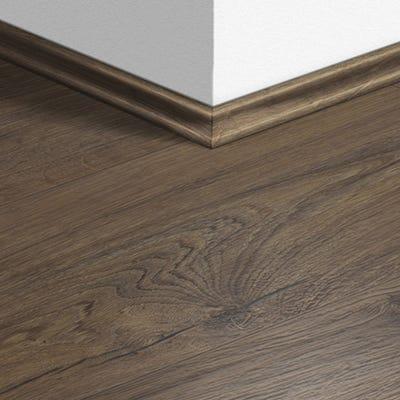 Quick Step Classic Oak Brown Laminate Scotia Beading 2.4m Design QS1849
