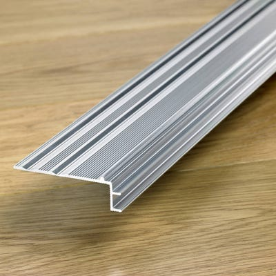 Quick Step Impressive Ultra Incizo 12mm Aluminium Stair Base 2.15m