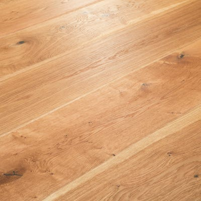 20 x 260mm Oak Brushed and Oiled T&G Engineered Wood Flooring