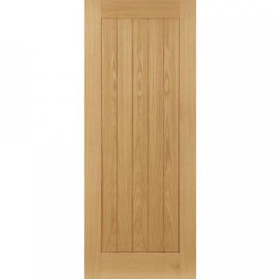 Deanta Internal Oak Ely 5 Panel Prefinished FD30 Fire Door