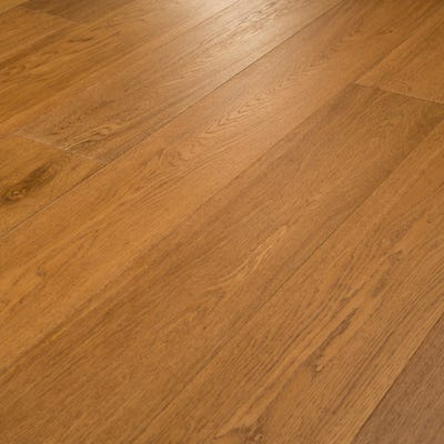 14 x 189mm Nutmeg Oak Oiled T&G Engineered Wood Flooring
