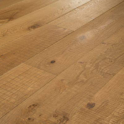 20 x 220mm Sawcut Smoked Oak Oiled T&G Engineered Wood Flooring