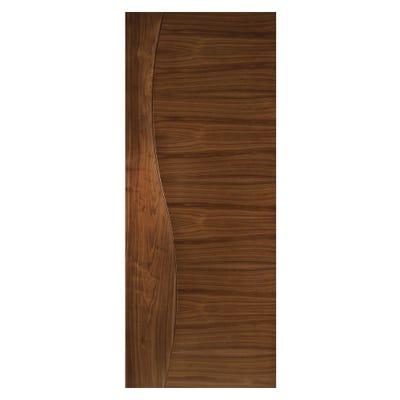 Deanta Internal Walnut Cadiz Prefinished Door